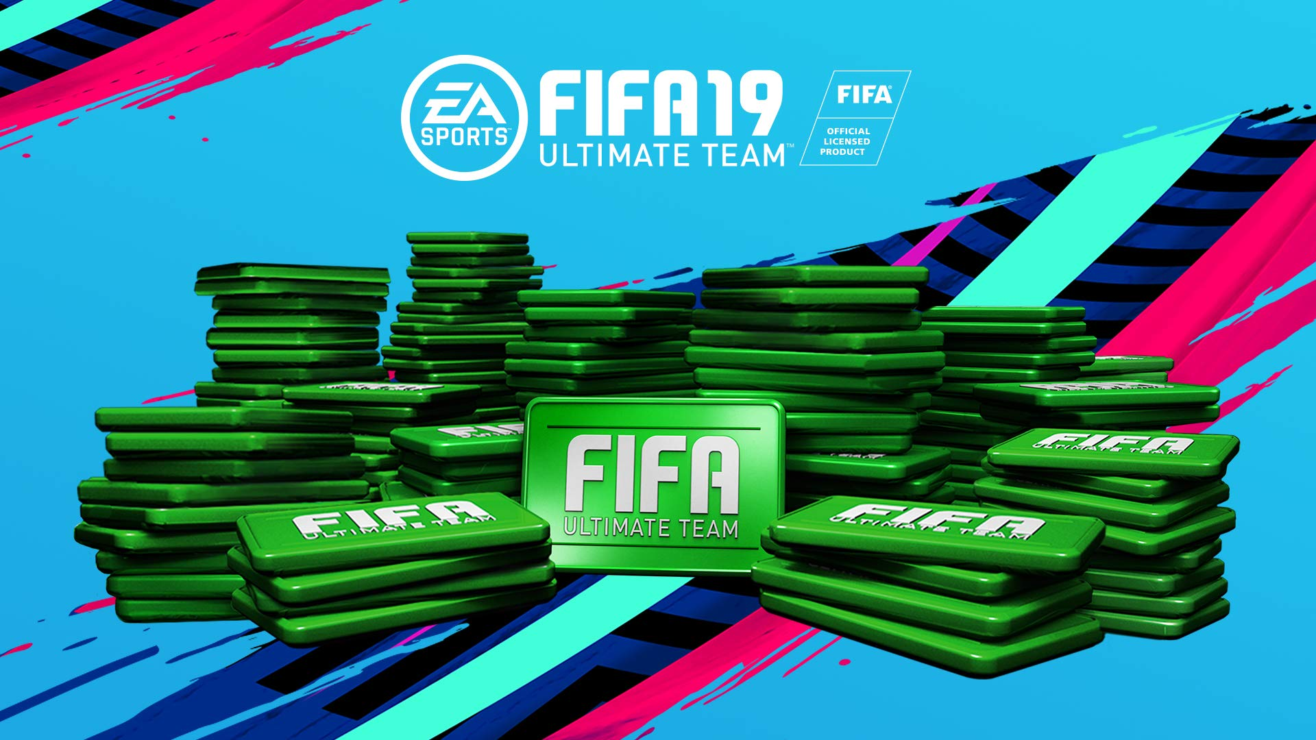 12,000 FIFA 19 Points Pack - Nintendo Switch [Digital Code]