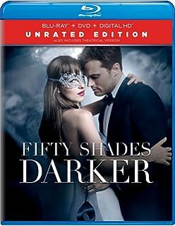 Fifty Shades Darker Blu Raydvddigital Hd