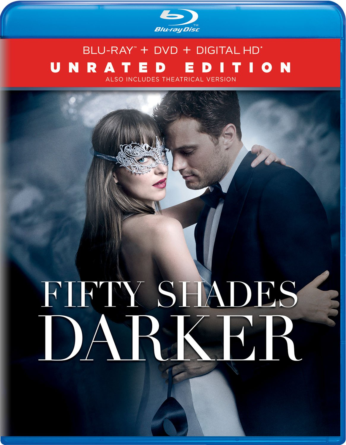 Amazon.com: Fifty Shades Darker [Blu-ray+DVD+Digital HD]: Dakota Johnson,  Jamie Dornan, Eric Johnson, Rita Ora, Luke Grimes, Victor Rasuk, Kim  Basinger, ...