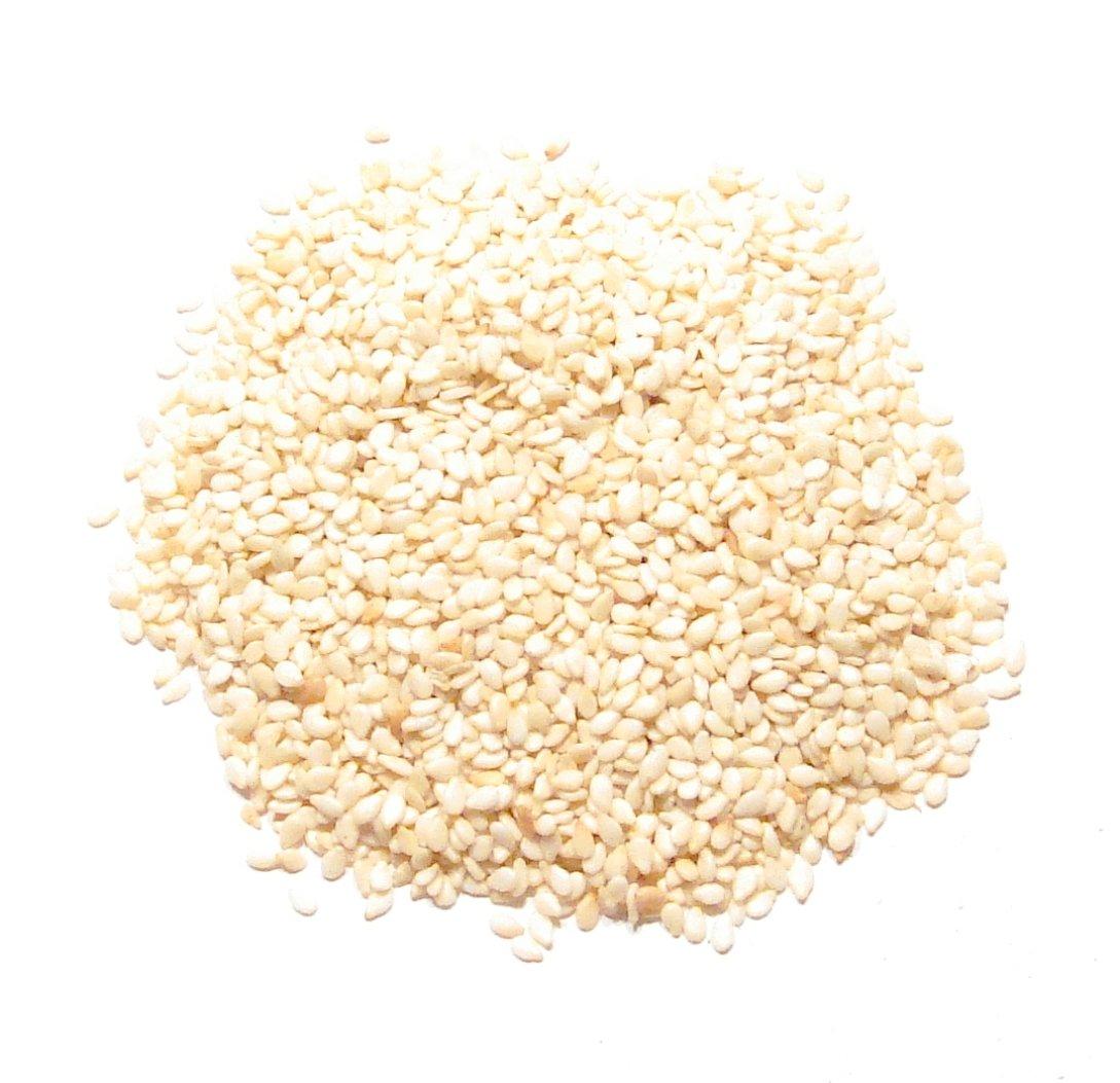 White Sesame Seed-5Lb-Bulk White Sesame Seed