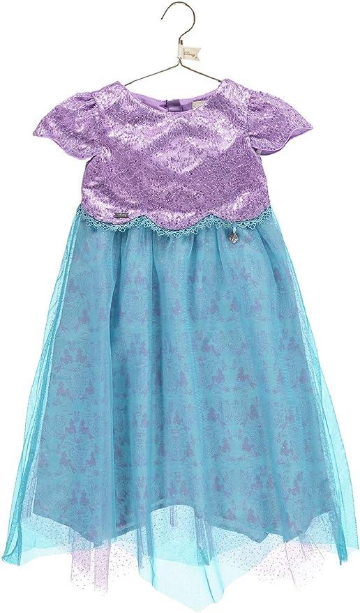 Fancy Me Girls - Disfraz de Ariel de la Sirenita de Disney para ...