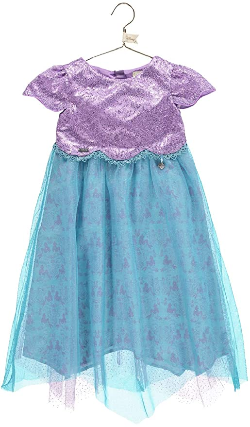 Fancy Me Girls - Disfraz de Ariel de la Sirenita de Disney ...