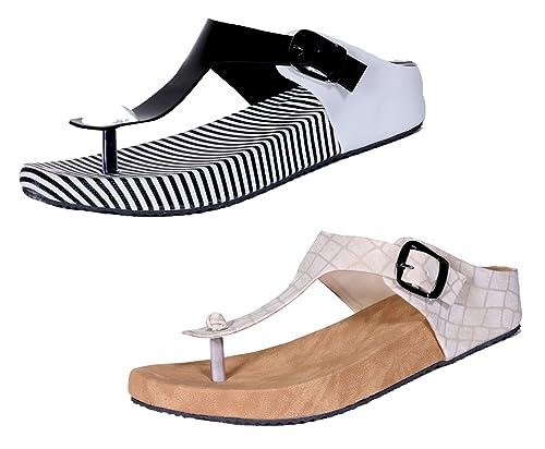 Footwear Combo Pack(Pack