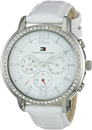 Image Unavailable. Image not available for. Color  Tommy Hilfiger Ladies  Watches  1781009 81732296a68