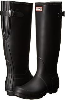 9c51d5ca07d Amazon.com | Hunter Women's Original Tour Packable Rain Boot | Mid-Calf