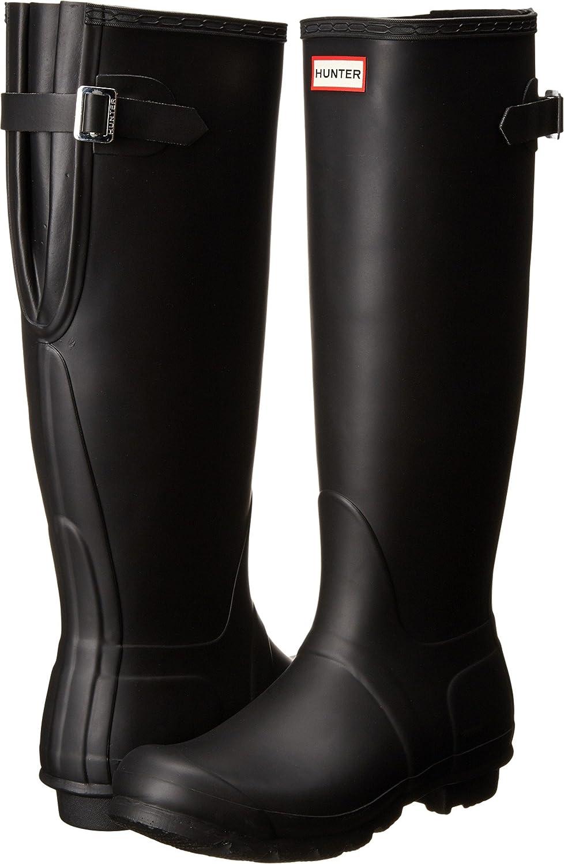 HUNTER Women's Original Back Adjustable Rain Boots