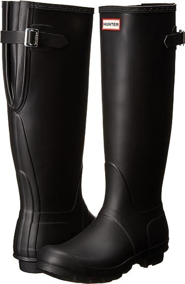 7eab3e147 Amazon.com   Hunter Women's Original Back Adjustable Rain Boots ...