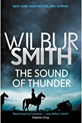 The Sound of Thunder (The Courtney Series: The When The Lion Feeds Trilogy Book 2) Kindle Edition