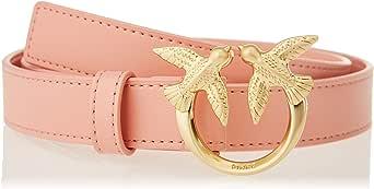 Pinko Love Berry Small Simply Belt V Cinturn para Mujer