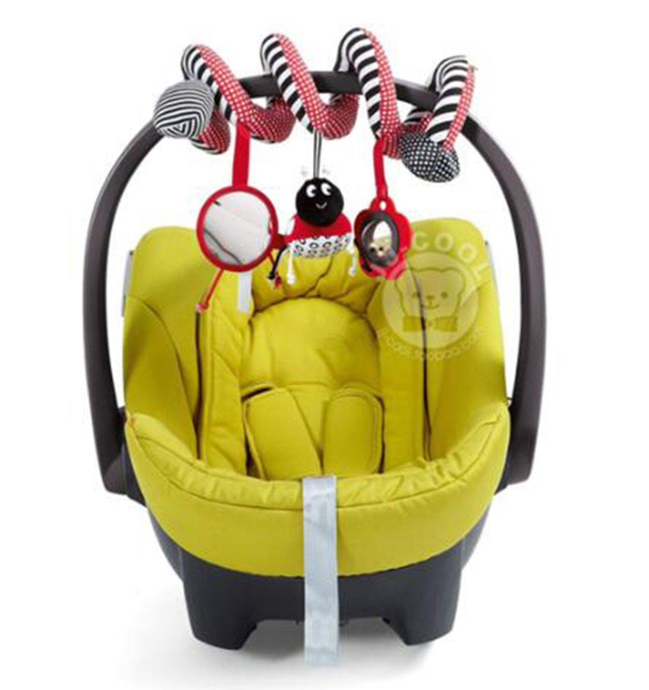 lit /à suspendre Jouets DE Si/ège de voiture jouet jouet Poussette Domila b/éb/é spirale dactivit/és jouet