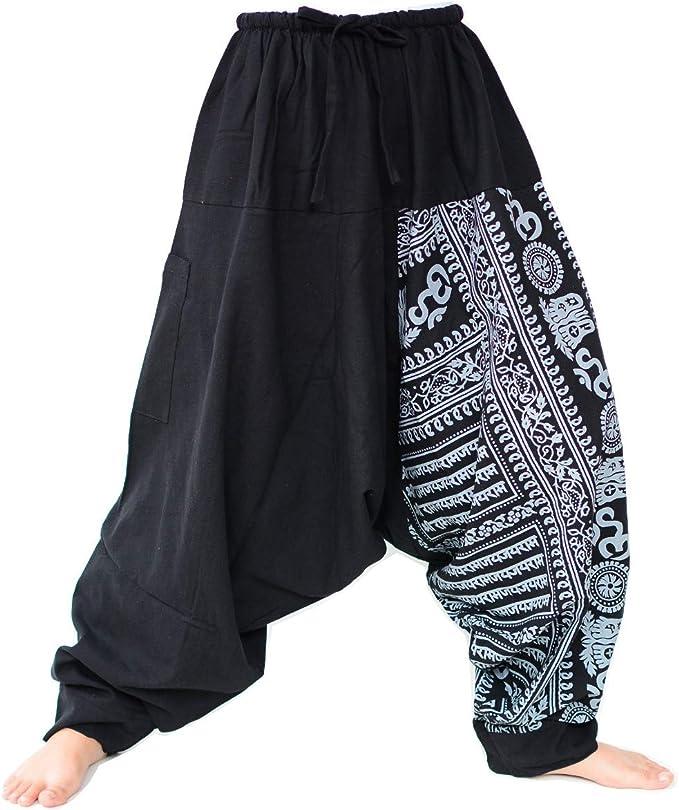 Amazon.com: Siamrose Casual Yoga Harem Pants for Women and ...