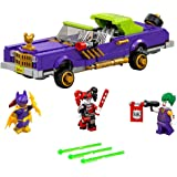 THE BATMAN MOVIE - The Joker Notorious Lowrider 70906 - 433 PCS - By LEGO