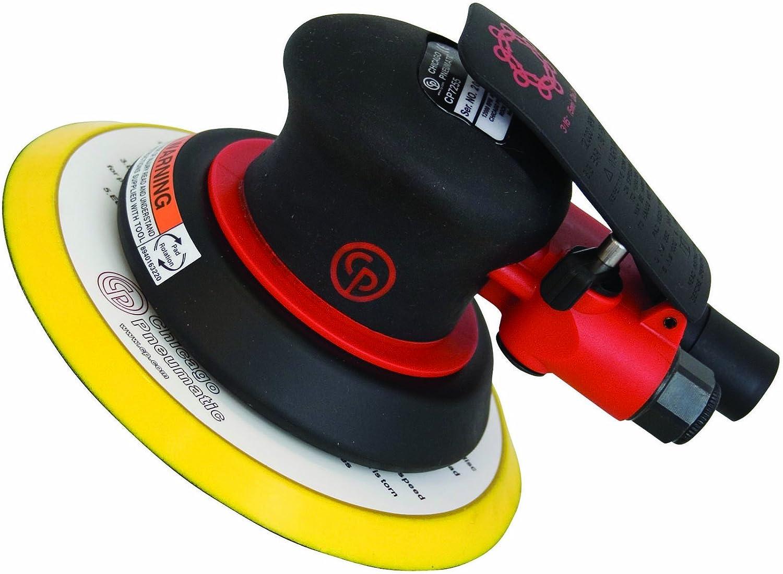 Random Orbital Palm Sander qualité professionnelle Composite Air Ponçage Outil 5 in environ 12.70 cm