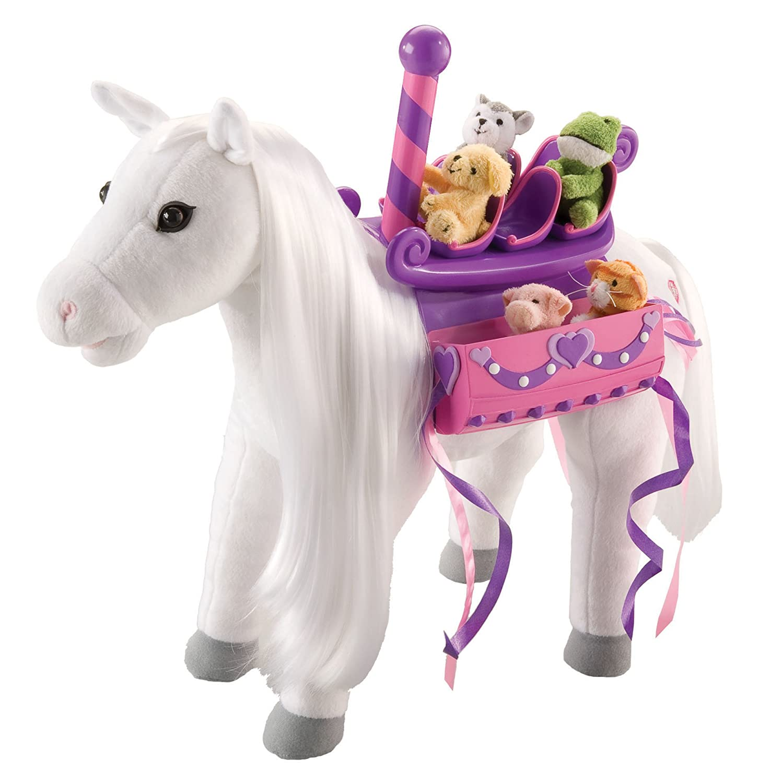 Amazon Blip Toys Whimzy Carousel Pony Playset Toys & Games
