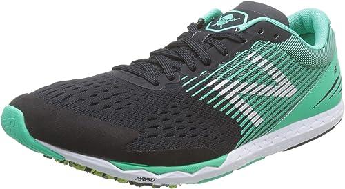 New Balance Hanzo S, Zapatillas de Running para Hombre, Verde ...