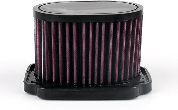 Air Filter Ersatz Luftfilter Luftfilterreiniger Lufteinlassfilter f/ür HON-DA CBF1000 CBF 1000 2006 2007 2008 2009 2010 Artudatech Motorrad Luftfilter