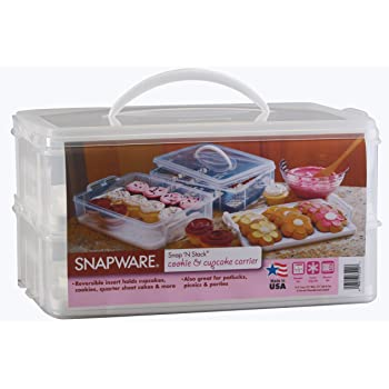 Cupcake Carrier Target Awesome Amazon Wilton Ultimate 60In60 Cupcake Caddy And Carrier