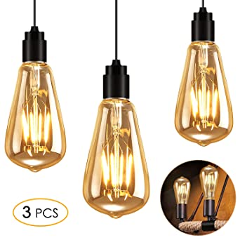 Ampoule Incandescence A Edison Décorative Ampoules À Packclasse samione Edison Led Énergétique Antique 3 Rétro Lampe dCoerBx