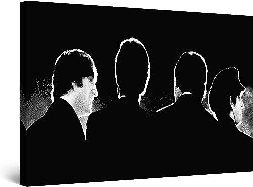 Startonight Wall Art Canvas The Beatles