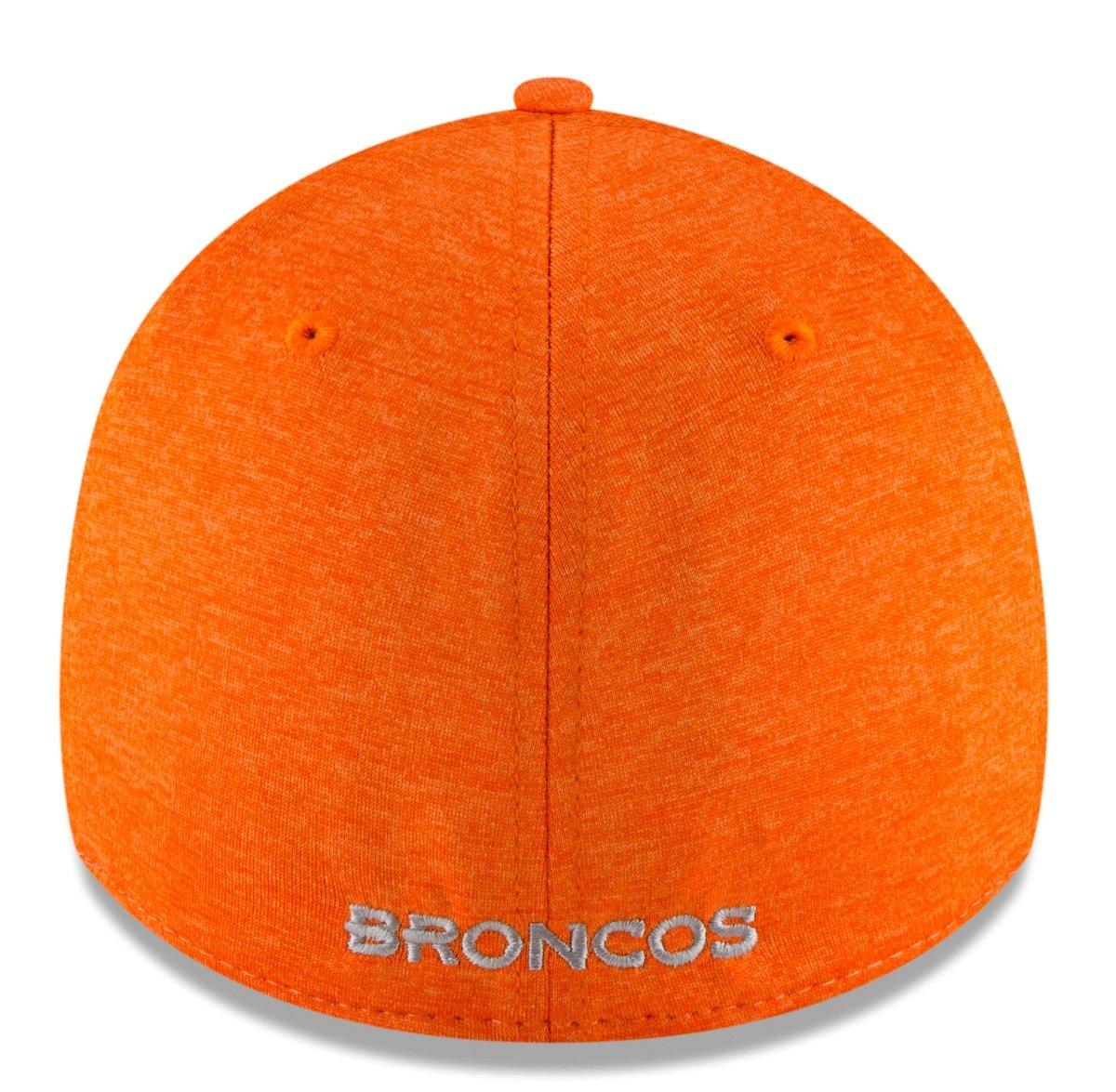 Color Rush Denver Broncos New Era 39Thirty Cap