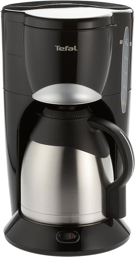 Tefal CI 5005 Cafetera Eléctrica térmica acero inoxidable: Amazon.es: Hogar