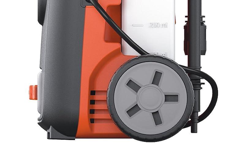 71F5ARB818L. SL800  Black & Decker BXPW1400E, idropulitrice da 110 bar e 390 litri allora