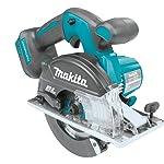 "Makita XSC02Z 18V LXT Lithium-Ion Brushless Cordless Metal Cutting Saw, 5-7/8"""