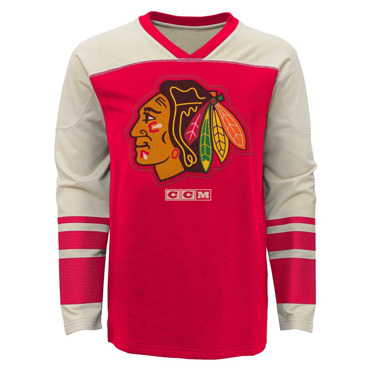 最安値 シカゴブラックホークスCCM Better NHL
