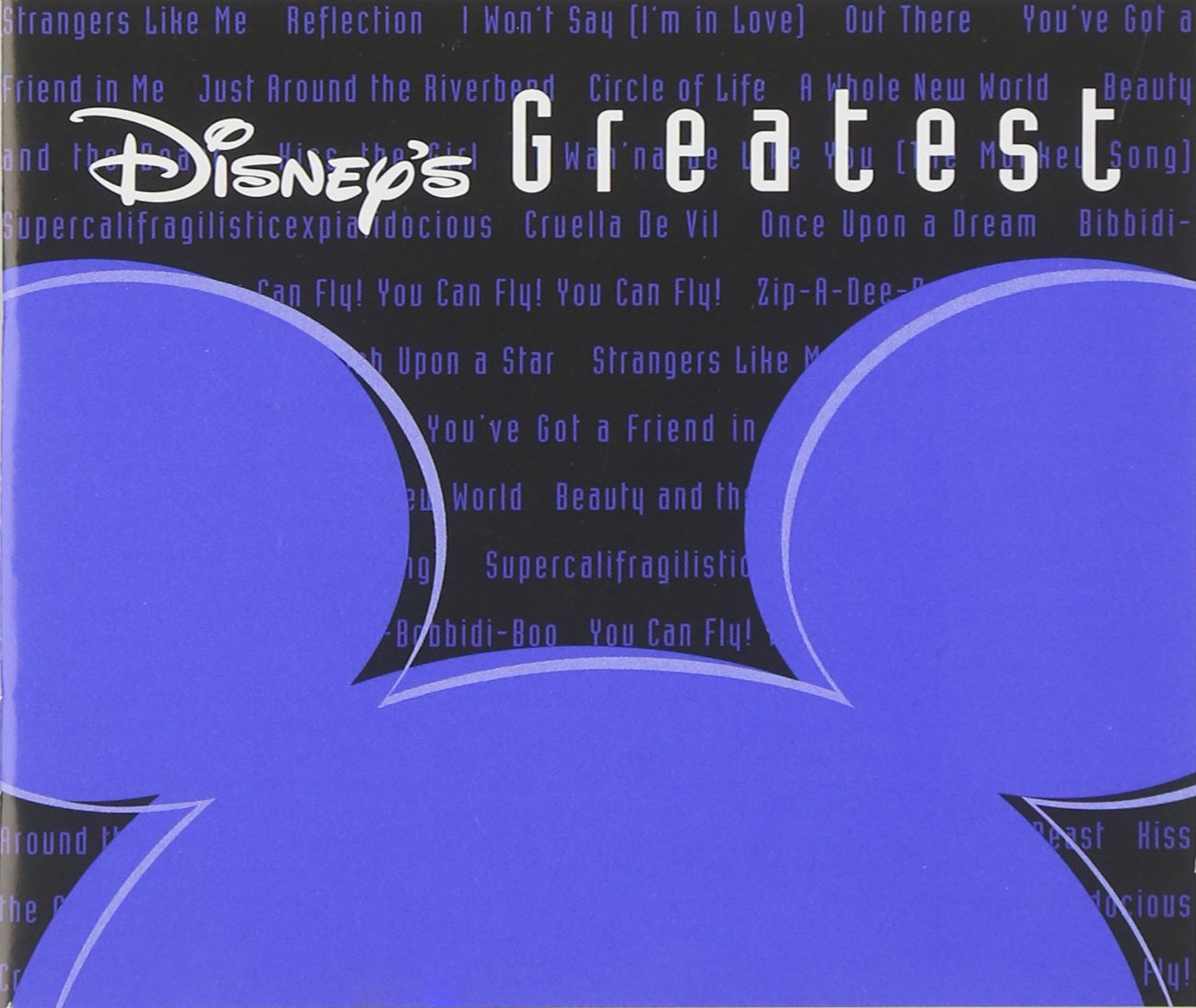 Disney's Greatest, Vol. 1 (Jewel) by Disney