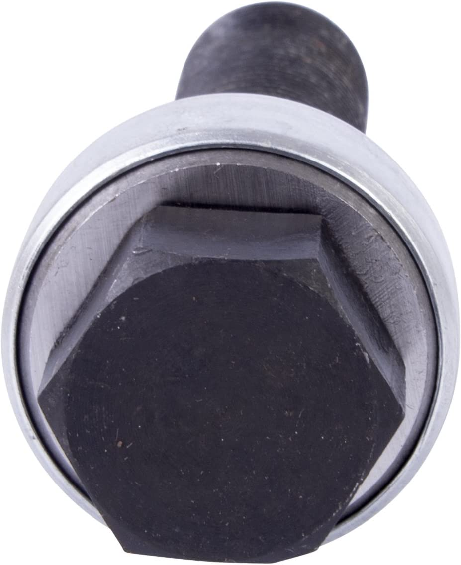 UNS 5.497-12 Left-Hand Thread Whittet-Higgins NL-28 Threaded Shaft /& Bearing Locknut Not Self-Locking,
