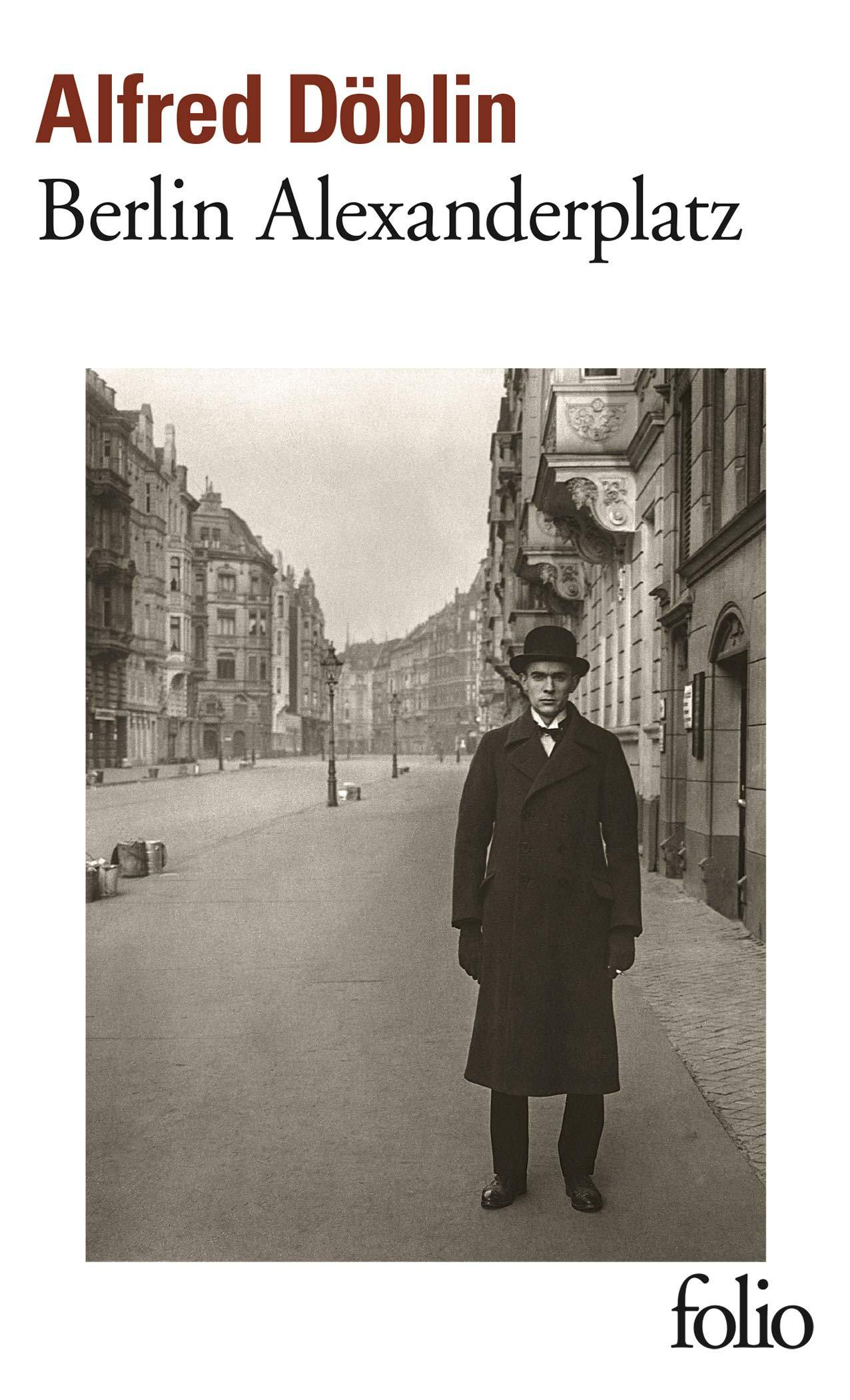 Berlin Alexanderplatz Folio French Edition Alfred Doblin 9782070438365 Amazon Com Books