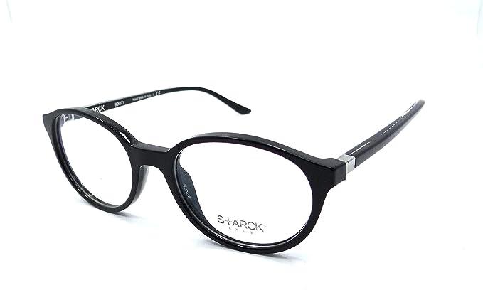 a3d2e719e87 Starck Eyes Lunettes de vue pour homme Noir SH 3027 0002 49 18 ...