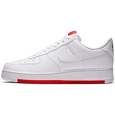 Nike Air Force 1 '07 Ao2409 101, Scarpe da Ginnastica Basse