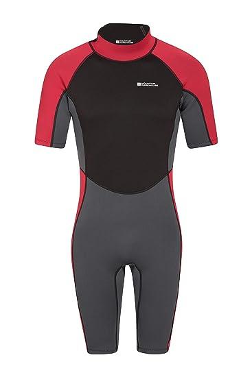 Amazon.com: Mountain Warehouse Shorty Mens Wetsuit: Clothing
