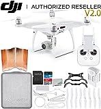 DJI Phantom 4 Pro V2.0/Version 2.0 Quadcopter Starters Flyer Bundle