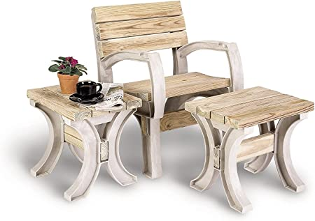 Amazon.com: Hopkins 2 x 4basics silla o extremos de banco de ...