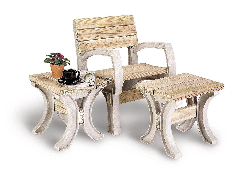2x4basics 90140 Custom AnySize Table, Sand by 2x4basics