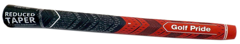 13新しい新しいDecadeマルチ複合ゴルフプライドMCC plus4グリップレッド標準 B01DS4YCJO