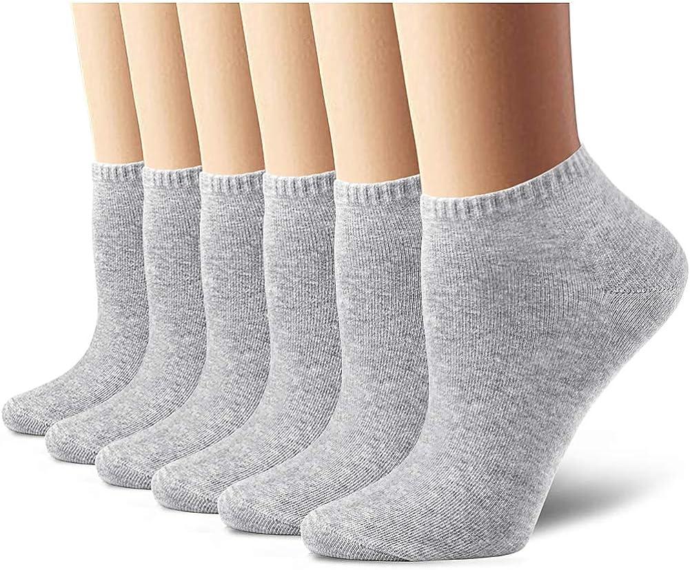 Womens Ankle Socks No Show Socks Women Socks Casual Socks at Amazon Women's  Clothing store