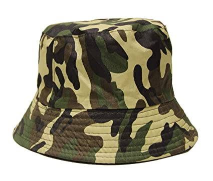 092efa9d By Neki 100% Cotton Adults Bucket Hat Summer Fishing Fisher Beach Festival Sun  Cap UK