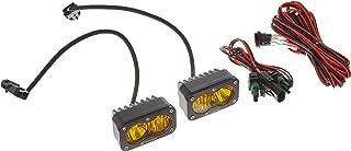 product image for Baja Designs, 547813, LED Light, S2 Sport, Black Driving/Combo, Amber, Pair