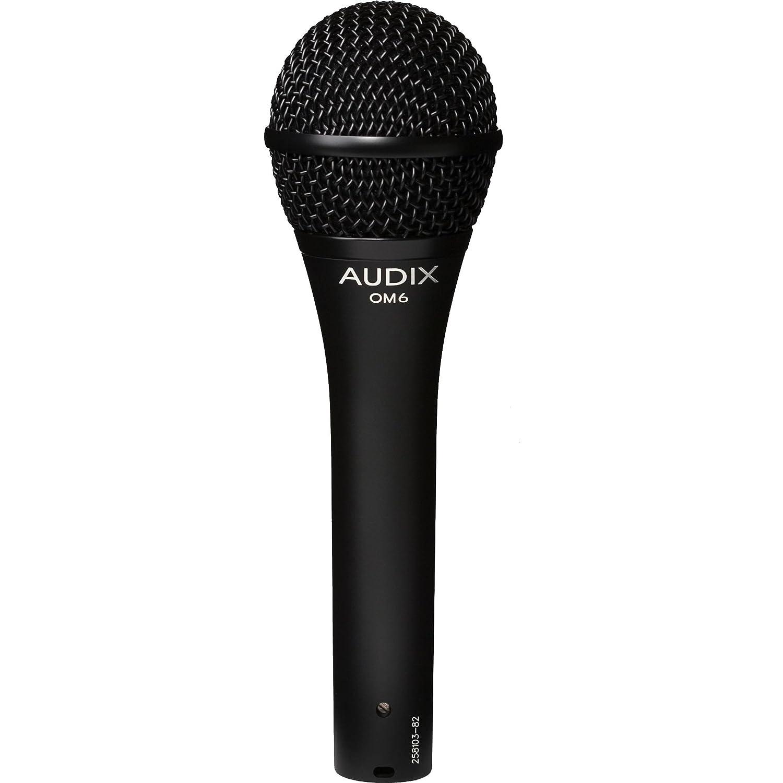 Audix OM6 (Hochwertigstes dynamisches Mikrofonen)