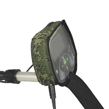 Amazon.com : Camo Pixel Box Cover for Metal Detector Teknetics Eurotek : Garden & Outdoor