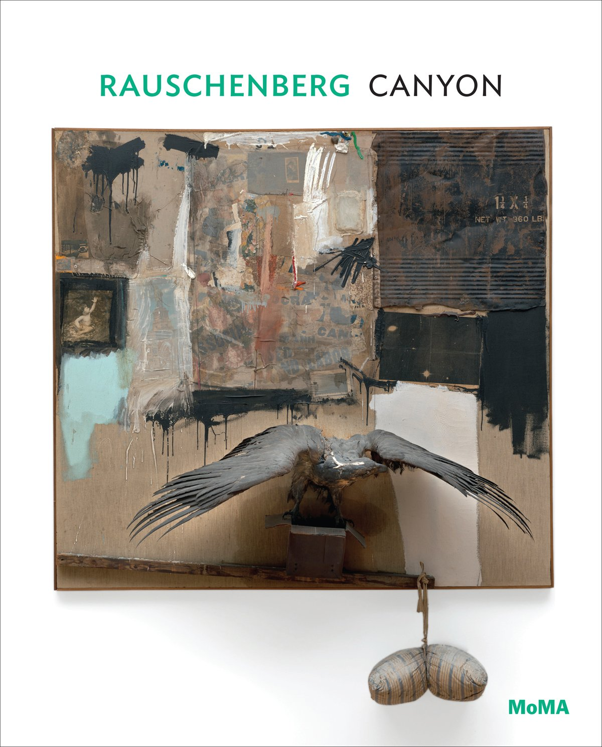 Read Online Rauschenberg: Canyon (One on One) pdf