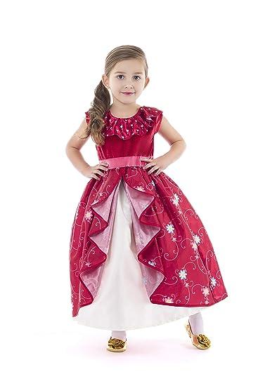 d8c51d7366ae Amazon.com: Little Adventures Spanish Princess Dress Up Costume: Clothing
