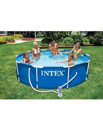 Amazon.es: Piscinas desmontables: Jardín