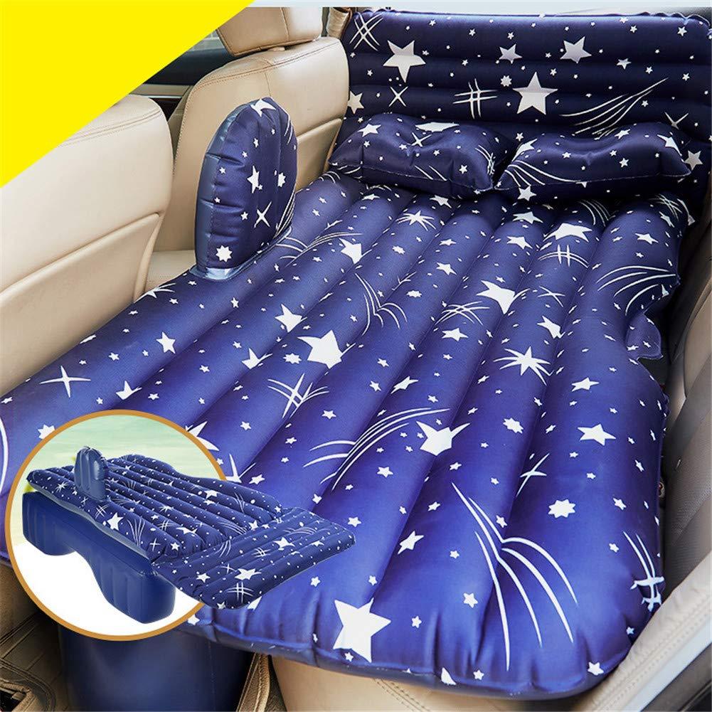 Yxmxxm Auto Aufblasbare Matratze Camping Luftbett Multifunktionale Auto Aufblasbare Luftmatratze Bett, Für Reise Und Schlaf Rest,3