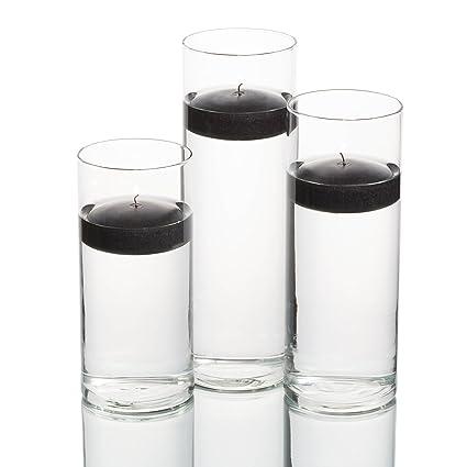 Amazon 36 Eastland Cylinder Vases And 3 Black Richland