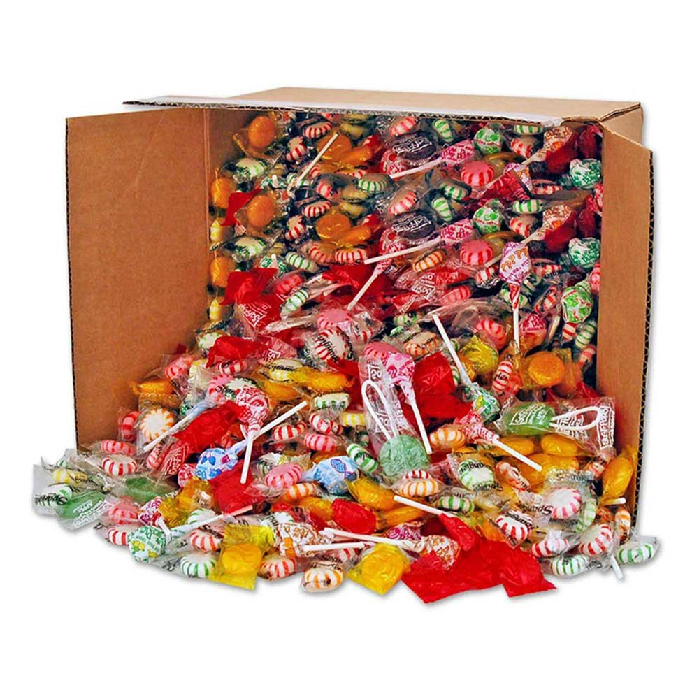 CDM product Hard Candy and Lollipop Mix 30 lb case big image