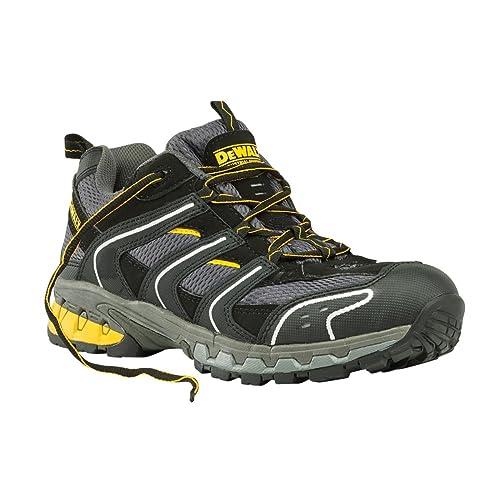 Zapatillas de seguridad DeWalt cortador gris/talla 10